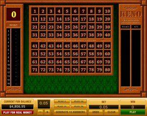 box24 casino keno